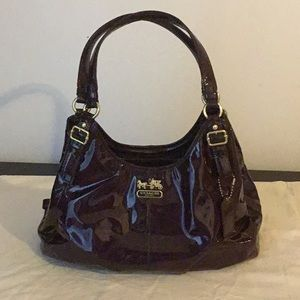 Coach Madison Maggie handbag